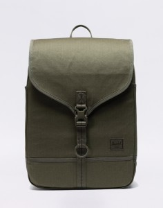Batoh Herschel Supply Purcell Ivy Green Malé (do 20 litrů)