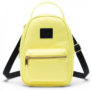 TAŠKA HERSCHEL Nova – žlutá – 1.5L 404053