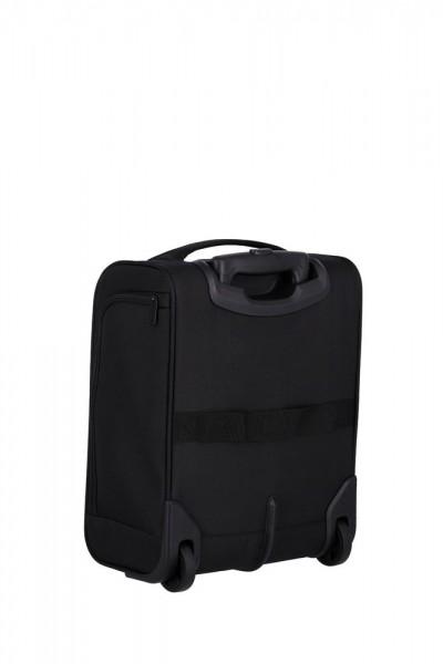 Travelite Kabinový cestovní kufr Cabin 2w Underseater Black 28 l