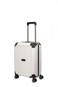 Titan Kabinový cestovní kufr Compax 4w S White 43 l