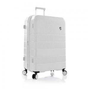 Heys Skořepinový cestovní kufr Neo L White 128 l