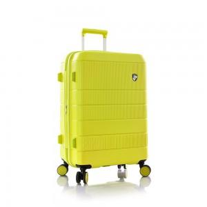 Heys Skořepinový cestovní kufr Neo M Lemon 81 l