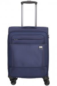 Titan Kabinový cestovní kufr Calexx 4w S Navy 33 l
