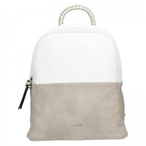 Dámský batoh Tamaris Almira – šedá