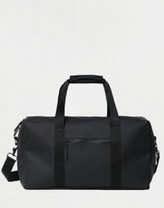 Rains Gym Bag 01 Black