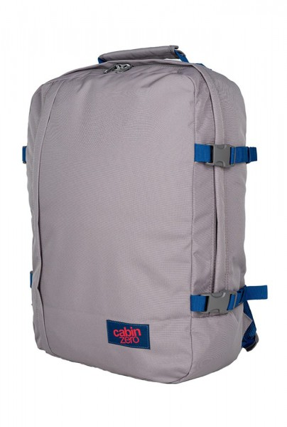 CabinZero Plaubní batoh Classic Grey Moor 44 l