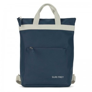 Dámský batoh Suri Frey Jessy – modrá