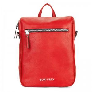 Dámský batoh Suri Frey Terro – červená