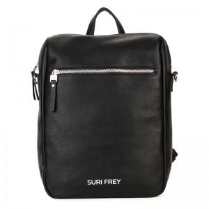 Dámský batoh Suri Frey Terro – černá