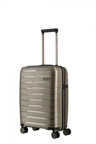 Travelite Kabinový cestovní kufr Air Base S Champagne metallic 37 l