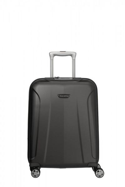 Travelite Kabinový cestovní kufr Elbe 4w S Anthracite 37 l