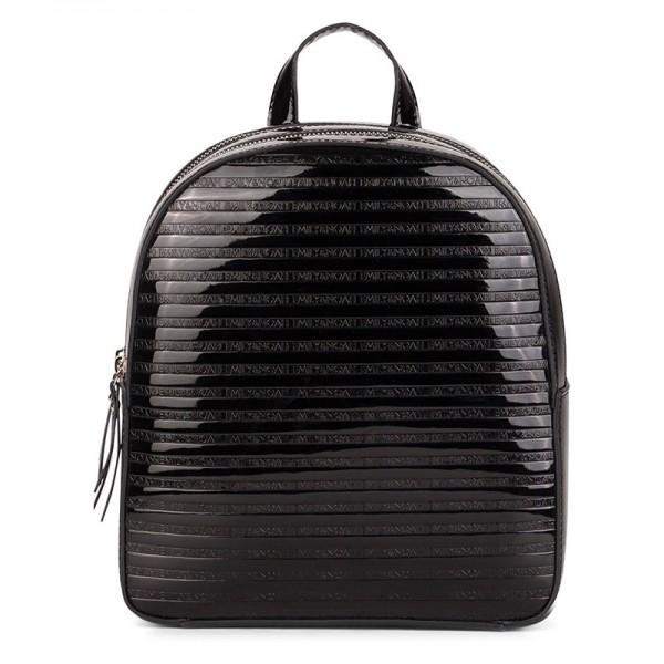 Elegantní dámský batoh Emily & Noah Leslie – černá