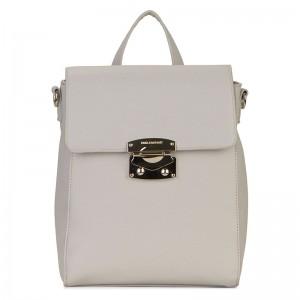 Elegantní dámský batoh Emily & Noah Luca – šedá