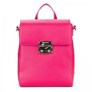 Elegantní dámský batoh Emily & Noah Luca – růžová
