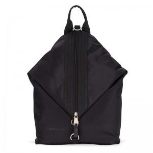 Elegantní dámský batoh Emily & Noah Pina – černá