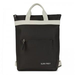 Dámský batoh Suri Frey Jessy – černá