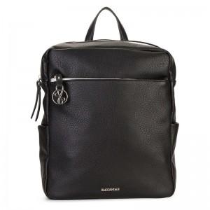 Elegantní dámský batoh Emily & Noah Lenie – černá