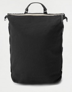 Qwstion Zip Pack Bananatex® All Black