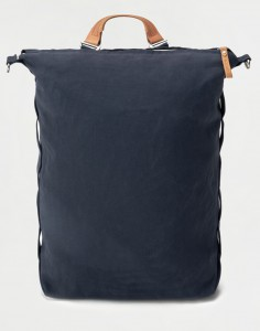 Qwstion Zip Pack Bananatex® Classic Navy