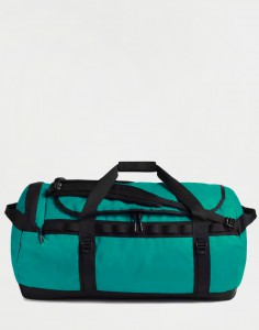 The North Face Base Camp Duffel L Fanfare Green/ TNF Black