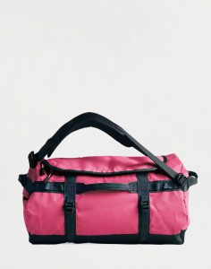 The North Face Base Camp Duffel S Mr. Pink/ TNF Black