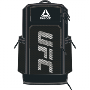 Ufc backpack BLACK