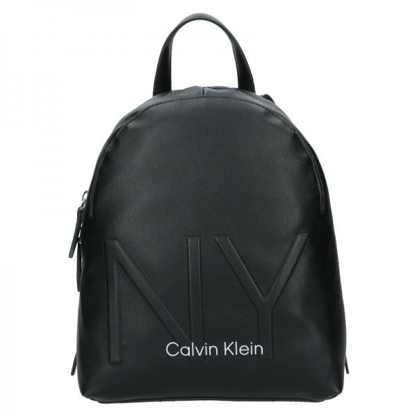 Dámský batoh Calvin Klein Klea – černá