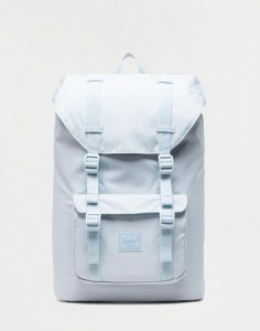 Herschel Supply Little America Mid-Volume Light Ballad Blue Pastel