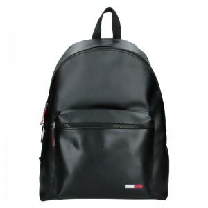 Pánský batoh Tommy Hilfiger Jeans Signe – černá