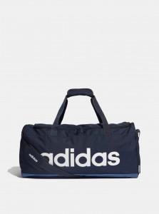 Tmavě modrá sportovní taška adidas CORE