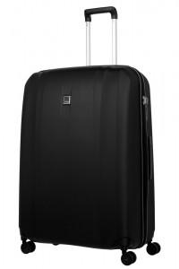 Titan Skořepinový cestovní kufr Xenon 4w XL Black 138 l