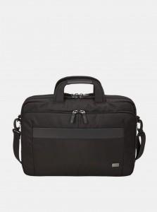 Černá taška na notebook Case Logic Notia