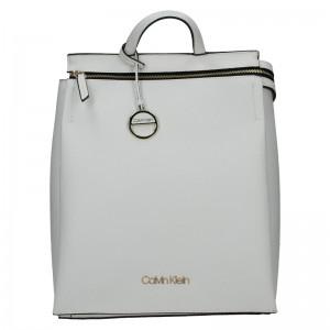 Dámský batoh Calvin Klein Siona – krémová