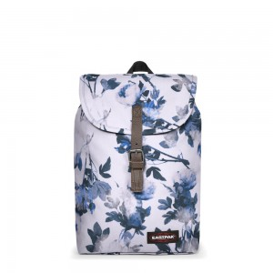 EASTPAK Dámský městský batoh Casyl Romantic White 10,5 l