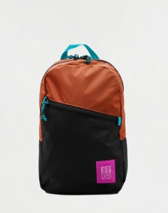 Topo Designs Light Pack Clay/ Black