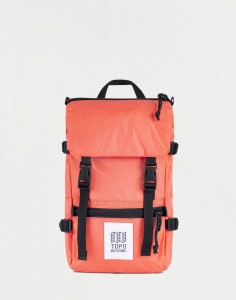 Topo Designs Rover Pack Mini Coral/ Coral