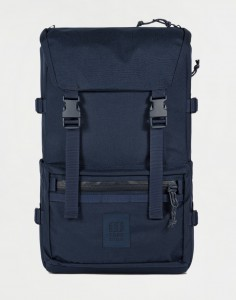 Topo Designs Rover Pack Tech Navy/ Navy