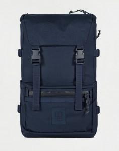 Topo Designs Rover Pack Tech Navy/ Navy