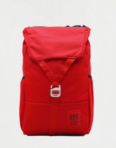 Topo Designs Y-Pack Red/ Red