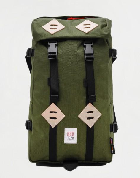 Topo Designs Klettersack Olive