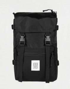 Topo Designs Rover Pack Classic Black/ Black