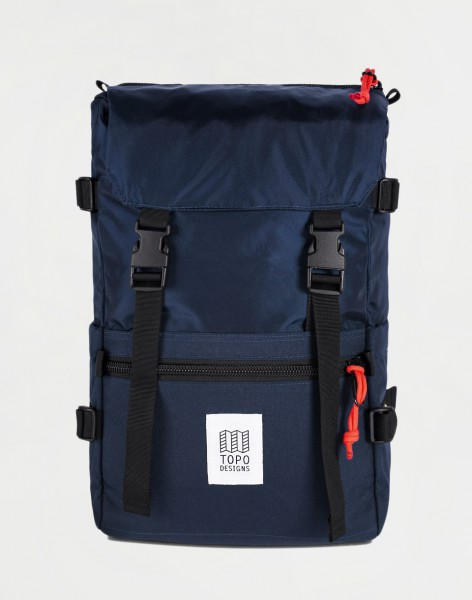 Topo Designs Rover Pack Classic Navy/ Navy