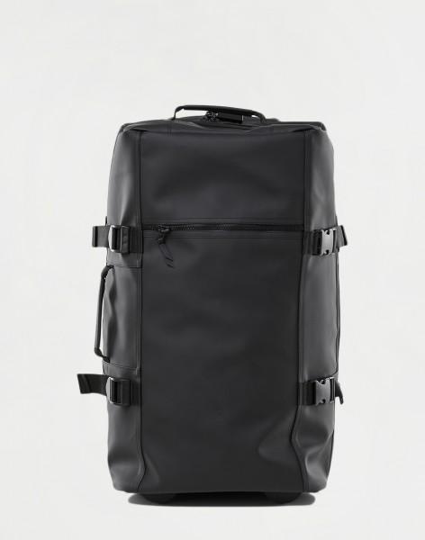 Rains Travel Bag Large 01 Black