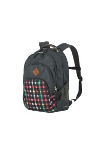 Travelite Argon Backpack Checked Pattern 22l