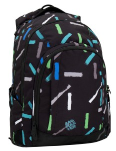 Bagmaster Lincoln 6 A Black/blue/grey/green