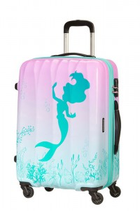 American Tourister Cestovní kufr Disney Legends Spinner 19C 62,5 l – The Little Mermaid