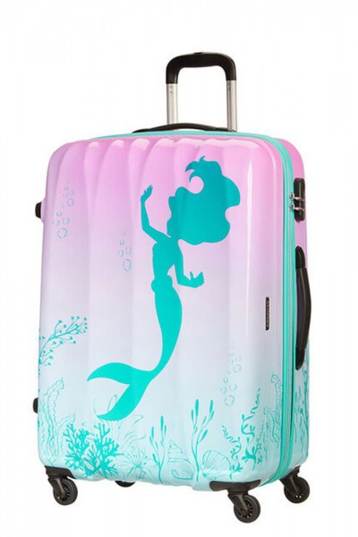 American Tourister Cestovní kufr Disney Legends Spinner 19C 88 l – The Little Mermaid