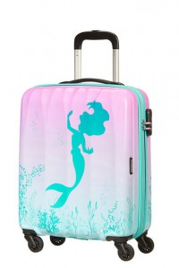 American Tourister Kabinový cestovní kufr Disney Legends Spinner 19C 36 l – The Little Mermaid