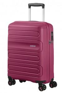 American Tourister Kabinový cestovní kufr Sunside 51G 35 l – PASTEL BLUE