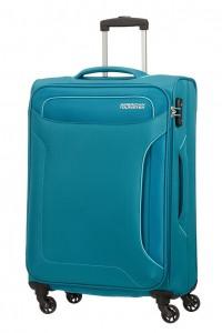 American Tourister Cestovní kufr Holiday Heat Spinner 50G 66 l – grey